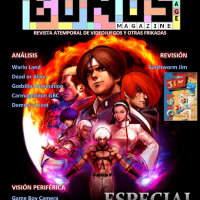 Bonus Stage Magazine Nº 13 Especial The King of Fighters