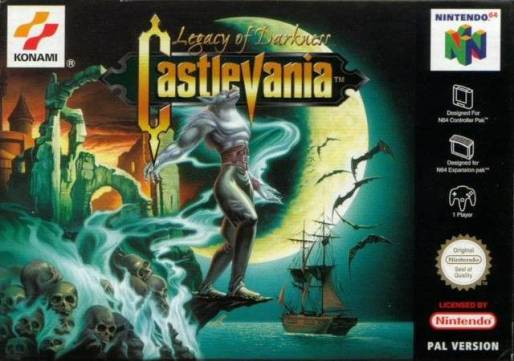 Castlevania Legacy N64 (0)