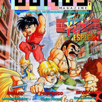 Revista: Bonus Stage Magazine 20 (Especial Final Fight)