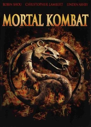 Mortal Kombat peli logo