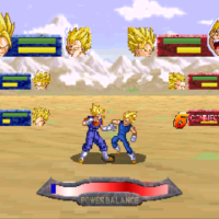 Análisis: Dragon Ball Z The Legend (Sega Saturn)