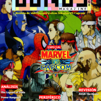 Revista: Bonus Stage Magazine 26 Especial Marvel VS Capcom